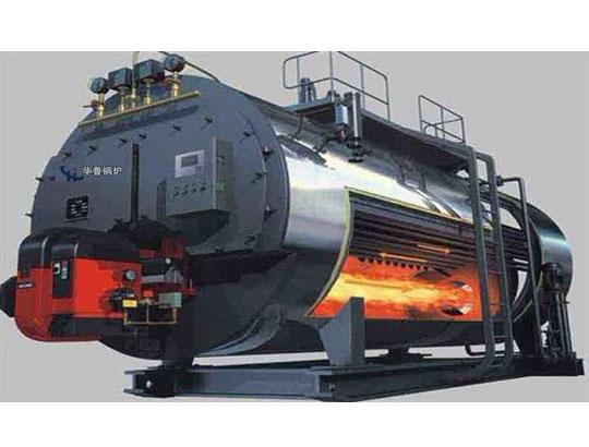 WNS燃油蒸汽水锅炉