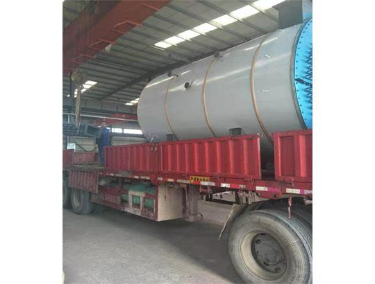 山东中海新材料集团有限公司锅炉