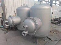 不锈钢容积式换热器发货